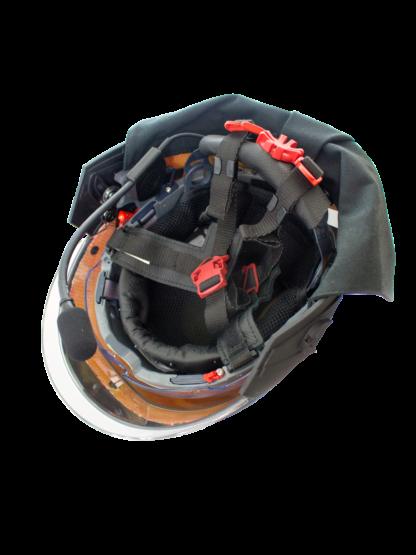 F15 Structural Firefighting Helmet - Inside