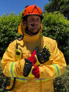 X-Rescue Technical Rescue Gloves