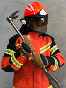 SuperMars Plus Structural Firefighting Gloves from Eska