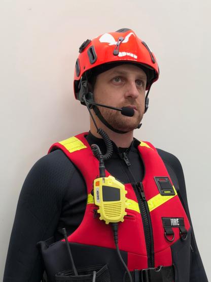 R6V Mk II Seeker - Water Rescue Helmet Pacific Helmets