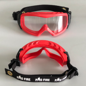 Pac Fire's new firefighting goggles have arrived