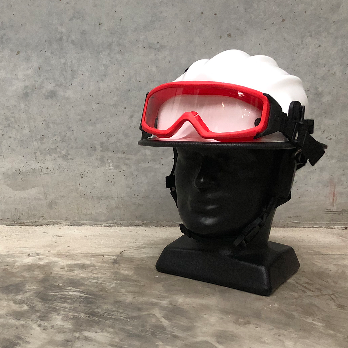 New Video: Pac Fire Goggles