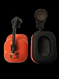 Pac Fire Helmet Mounted Earmuffs