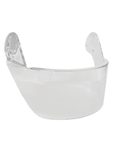 F3D MkII Makrolon Face Shield