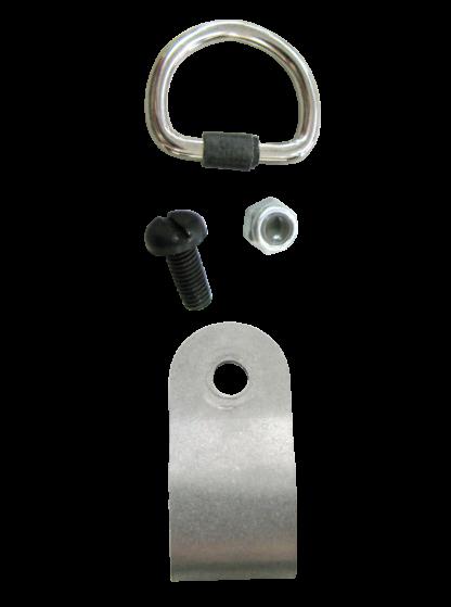 Rear Hanger Metal F3D and BR Series Helmets