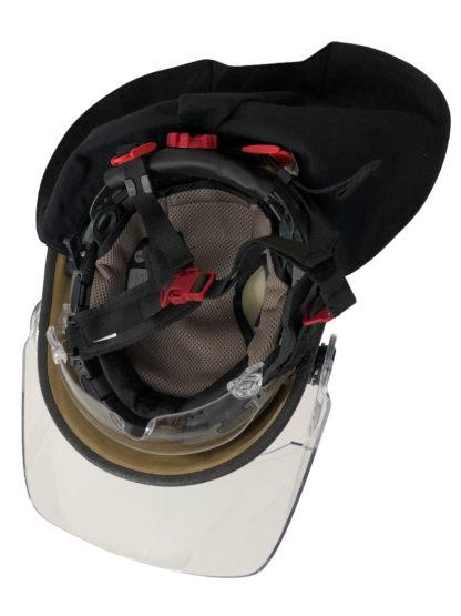Pacific Helmets F11 Dragonfly Structural Firefighting Helmet