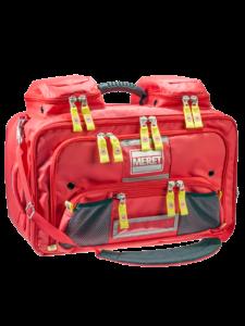 Meret OMNI PRO Medical Bag - Red Infection Control