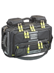 Meret OMNI PRO Medical Bag - Tactical Black Infection Control