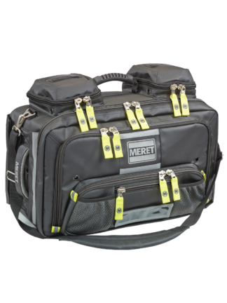 Meret OMNI PRO Medical Bag - Tactical Black Infection Control
