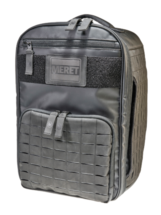 Meret V.E.R.S.A.™ PRO Medical Bag - Tactical Black Infection Control