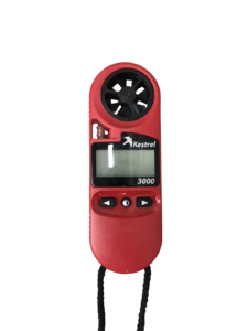 Kestrel MK3000 Weather Meter