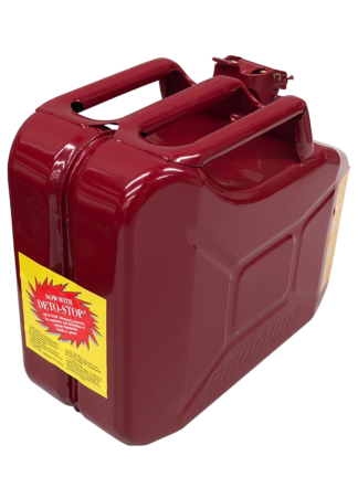 Deto-Stop Jerry Can - Red