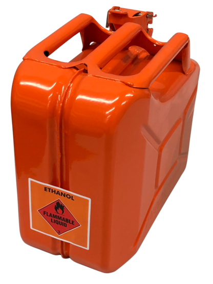 Jerry Can - Ethanol - Orange