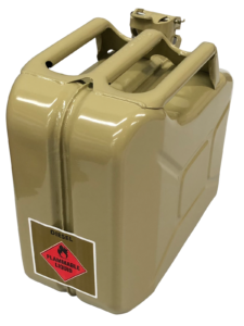 Jerry Can - Olive Yellow