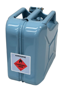 Jerry Can - Kerosene - Powder Blue