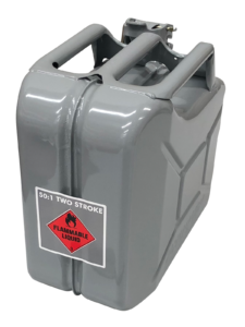 Jerry Can - 50:1 Two Stroke - Pipeline Grey