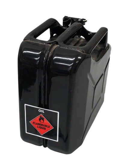 Jerry Can - Oil - Black
