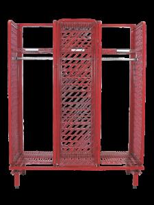 Red Rack Freestanding