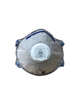 P2 Cup Style Disposable Respirator Mask
