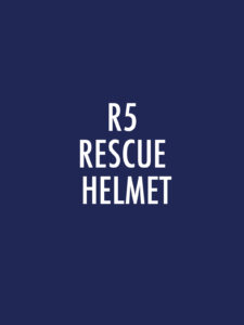R5 Series Rescue Helmets Spare Parts