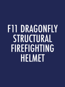 F11 Structural Firefighting Spare Parts