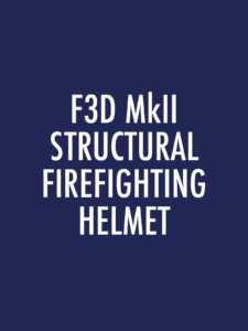 F3D MkII Structural Firefighting Spare Parts