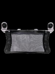 Clip On Mesh Face Shield for BR5 / BR9WB Model Helmets