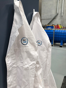 We are PAC+CARE. Specialised PPE/C Managed Services.