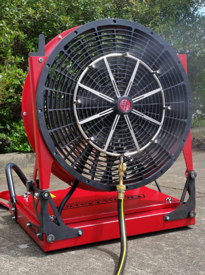 Blowhard Fan Misting Ring Attachment