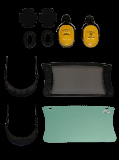 Pacific Quadsafe Accessories Set