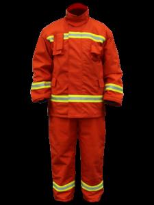 Protective Clothing - Zanray Firecrusher Ensemble
