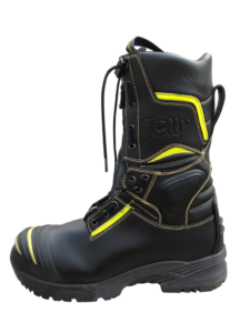 Jolly Fire Guard Zip Front Structural Firefighting Footwear