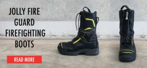 Jolly Fire Guard Structural Firefighting Footwear