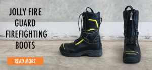 Jolly Fire Guard, Premium Firefighting Footwear